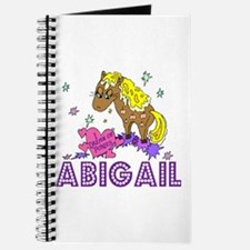 I Dream Of Ponies Abigail Journal