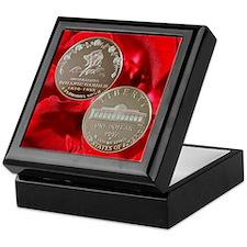 Botanic Garden Dollar Keepsake Box