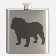 Bulldog Flask
