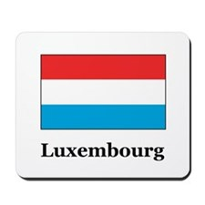 Luxembourg Mousepad