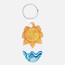 Sun and Sea Keychains
