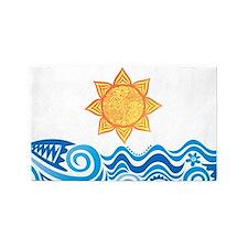 Sun and Sea Area Rug
