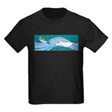 Ducks and Frog T-Shirt