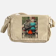 Sunday Drive Messenger Bag