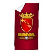 Rome COA Beach Towel
