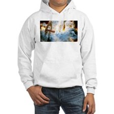 Vanguard Alien Ship Clouds Hoodie
