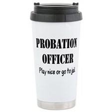 Unique Police officer humor Travel Mug
