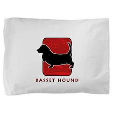 13-redsilhouette.png Pillow Sham