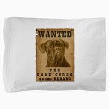 13-Wanted _V2.png Pillow Sham