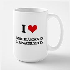 I love North Andover Massachusetts Mugs