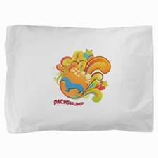 4-retro.png Pillow Sham