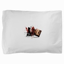 wiredach.png Pillow Sham