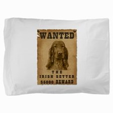 23-Wanted _V2.png Pillow Sham
