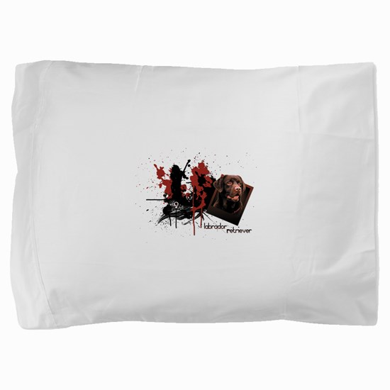 chocolatelab.png Pillow Sham