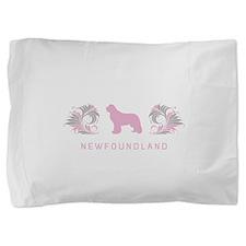 13-pinkgray.png Pillow Sham
