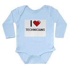 I love Technicians Body Suit