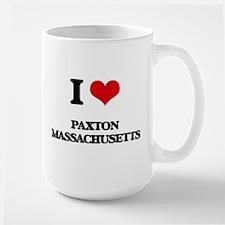 I love Paxton Massachusetts Mugs
