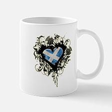 Scottish Heart Mug