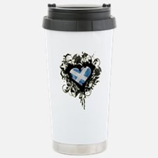 Scottish Heart Travel Mug