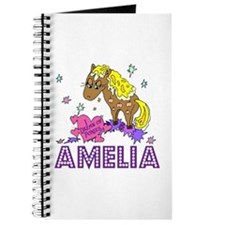 I Dream Of Ponies Amelia Journal