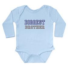 Biggest Big Brother Varsity Body Suit