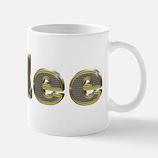 Rylee Gold Diamond Bling Mugs
