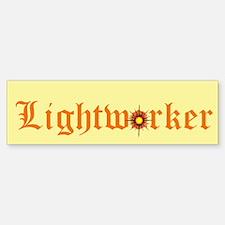 Lightworker (bumper) Bumper Bumper Bumper Sticker