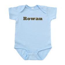 Rowan Gold Diamond Bling Body Suit