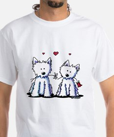 KiniArt Westie Friends Shirt