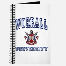 WORRALL University Journal