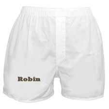 Robin Gold Diamond Bling Boxer Shorts