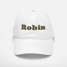 Robin Gold Diamond Bling Baseball Baseball Baseball Cap