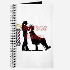 Lady Barber Shop Design Journal