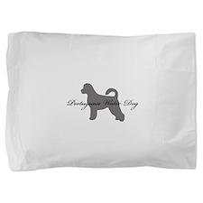 19-greysilhouette2.png Pillow Sham