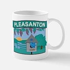 Pleasanton-sunset Mug