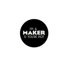 Cute Tool makers Mini Button (100 pack)