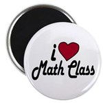 I Love Math Class (Back to Sc 2.25