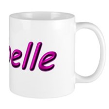 Isabelle Unique Personalized Coffee Mug