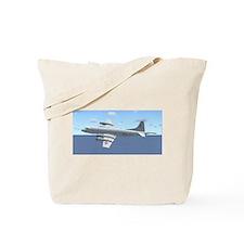Cool Navy nuke Tote Bag