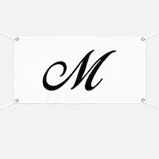 M-Bir black Banner