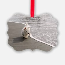 Cute Westies Ornament