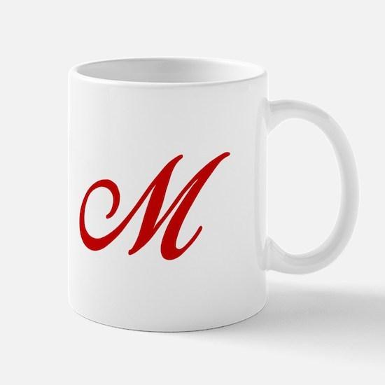 M-Bir red2 Mugs