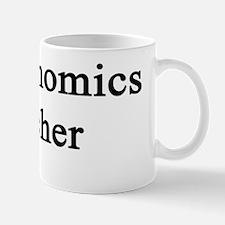 #1 Economics Teacher  Mug