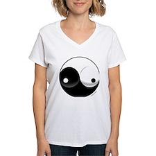 Ying Yang Woman Shirt