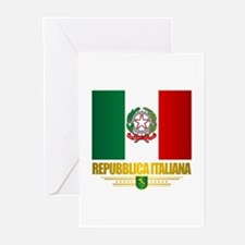Italia Greeting Cards