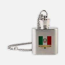 Italia Flask Necklace