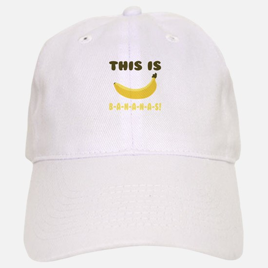 This Is Bananas Baseball Baseball Baseball Cap