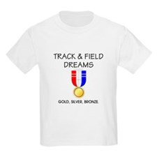 Track & Field Dreams T-Shirt