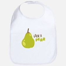 Grow A Pear Bib