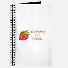 Strawberry Fields Forever Journal